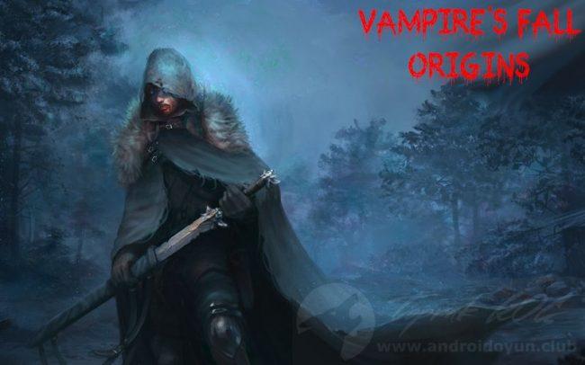 Vampires Fall Origins v1.0.34 MOD APK – PARA HİLELİ APK Durağı İndir