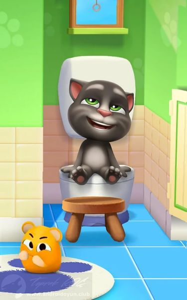 Talking tom 2 hile android oyun club | My Talking Tom 2 Full