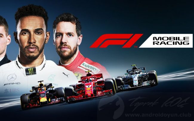 F1 Mobile Racing v1.3.9 FULL APK - ERKEN ERİŞİM