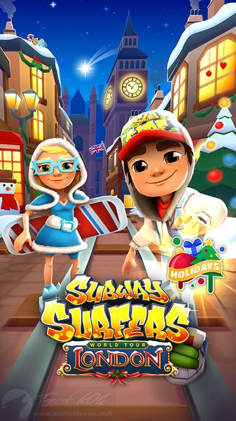 android oyun club subway surf 2019