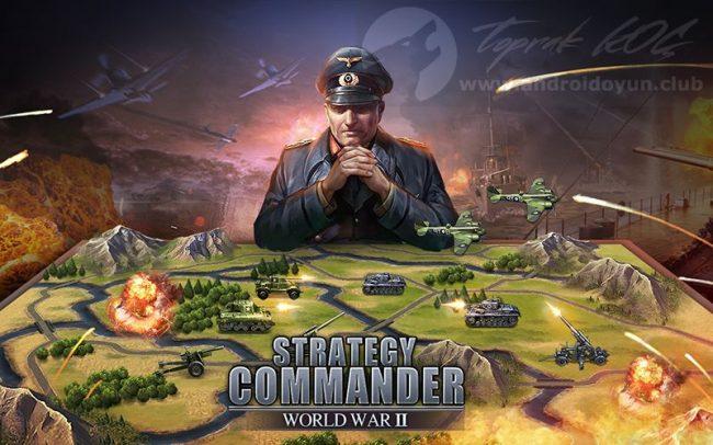ww2 strategy commander v1 1 4 mod apk