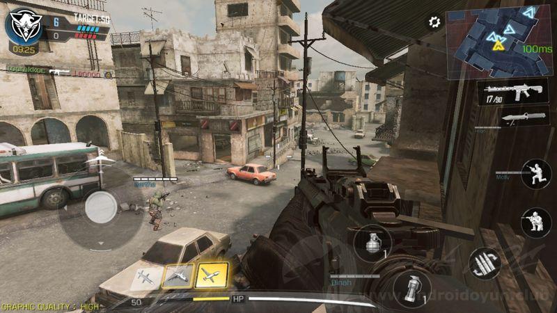 Call of Duty Legends of War Apk