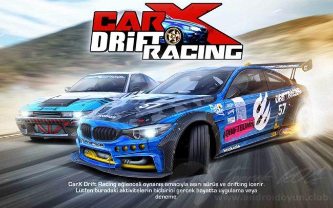 carx drift racing apk hile son surum