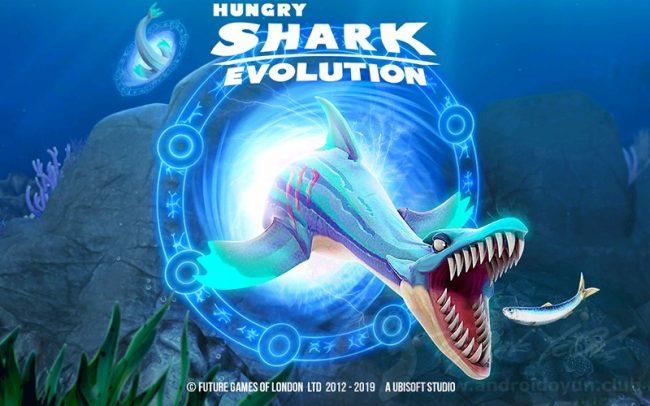 hungry shark para hilesi apk indir