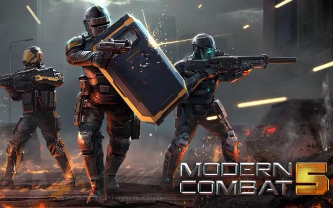 modern combat 5 hack apk arşivleri ANDROID OYUN CLUB