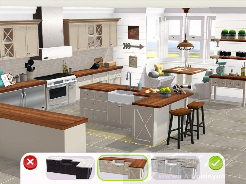 Home Design Makeover v2.2.0.2g MOD APK - PARA HİLELİ