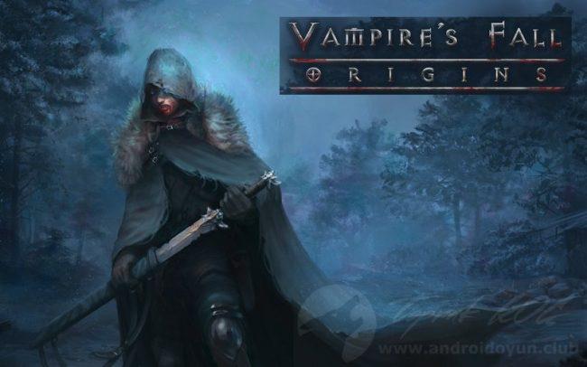 Vampires Fall Origins v1.3.22 MOD APK – PARA HİLELİ APK Durağı İndir