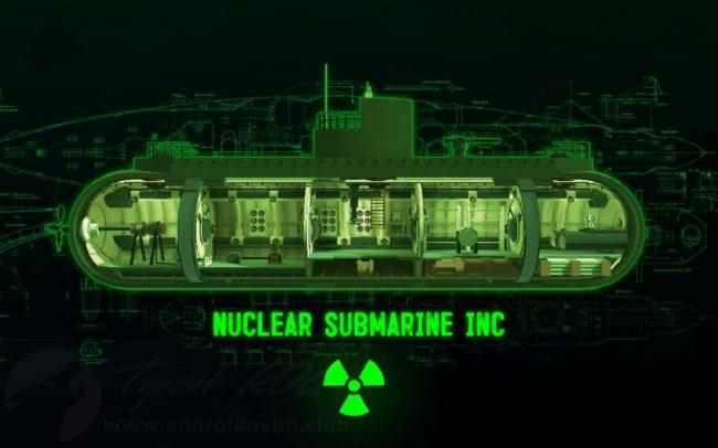 Nuclear War Submarine inc v2.0 MOD APK – PARA HİLELİ APK Durağı İndir