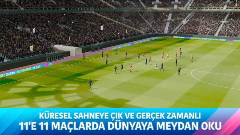 Dream League Soccer 2020 V7 18 Full Apk Erken Eri̇şi̇mandroid Oyun Club