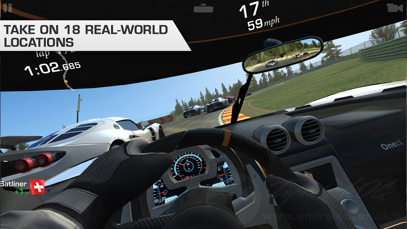 real racing 3 online a eșuat