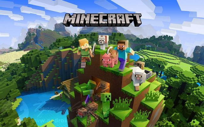 Minecraft Pocket Edition v1.17.0.52 FULL APK (MCPE / Beta)