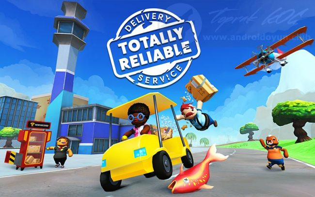 Totally Reliable Delivery Service v1.319 MOD APK – UNLOCKED