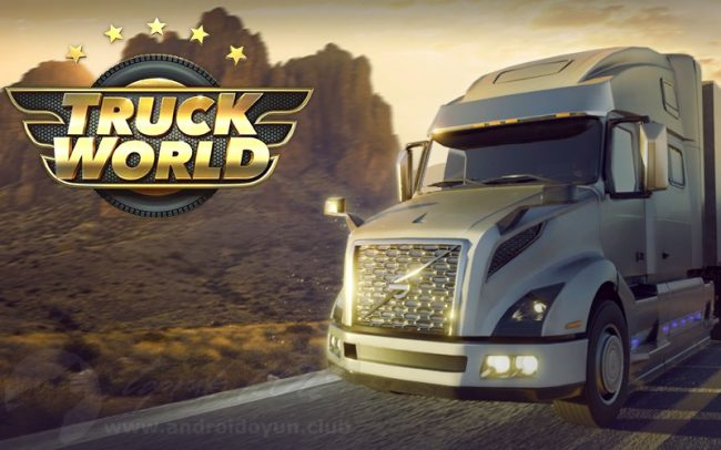 Truck World Euro American Tour v1.19707070 MOD APK – MONEY CHEAT